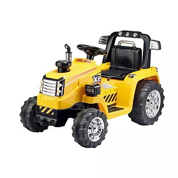 PATOYS Kids 12V Car Toy Ride on Tractor 3-6 Years
