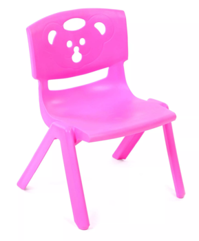 PA Toys Magic Bear chair for kids (pink)