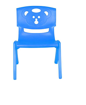 PA Toys Magic Bear chair for kids (blue)