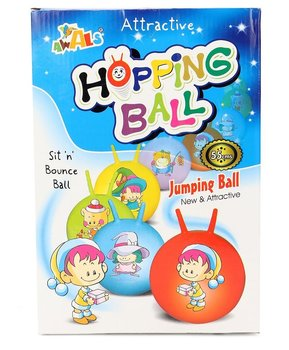 PA Toys Hopping ball (colour may very )