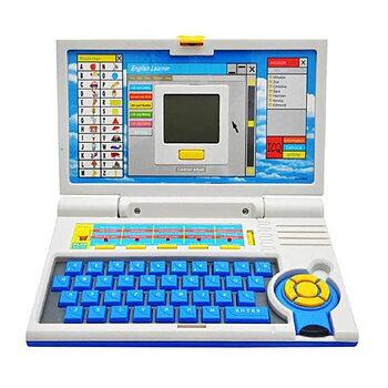 PATOYS English Learner Educational Laptop - Blue