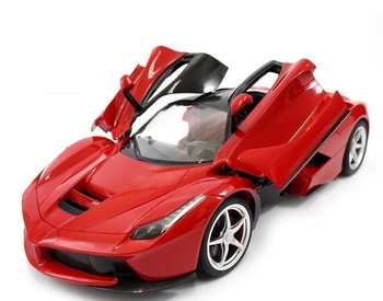 PATOYS 1:16 Rechargeable Remote Controlled Super Car (Red, 3688 K1A)