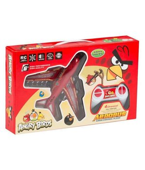 PA Toys Angry Birds Aero Bus Remote Control Plane (MULTI COLOR) 529-213