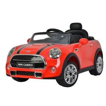 PA Toys mini cooper 12v controlled battery powered car (656R)