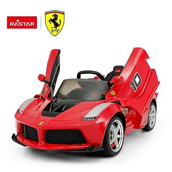 PAToys 12V Ferrari FXX K Kids Electric Ride On Cars Red