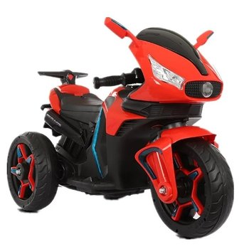 PATOYS Kids Electric Ride on Scooters 5188B 12v Upto 3 Years Kids (Red)