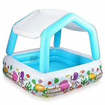 Sun Shade Inflatable baby kids Pool 57470