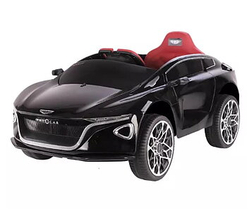 PATOYS YAT-1588 Battery Operated ride on car for kids - Black