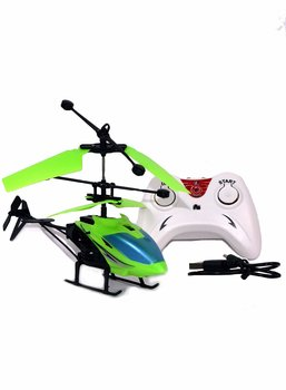 Exceed Induction Flight Electronic Radio RC Remote Control Toy Charging Helicopter Flying Indoor - Assorted (Color May Very)