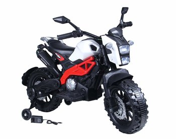 PATOYS  Adventure DLS-01 Ride on 12v Electric Bike for Kids Suitable for Boys & Girls 2-9 Years