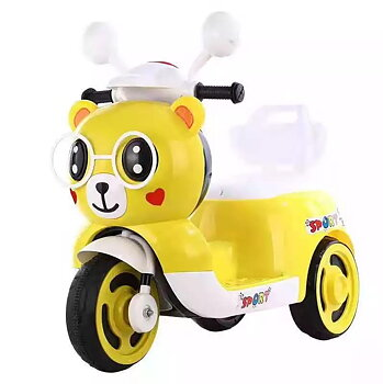 PATOYS Hello Lily battery operated ride on scooter 2-4
